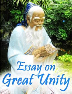 city of buddhas essay on great unity